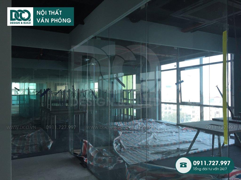 Hình ảnh sửa chữa nội thất văn phòng (1)