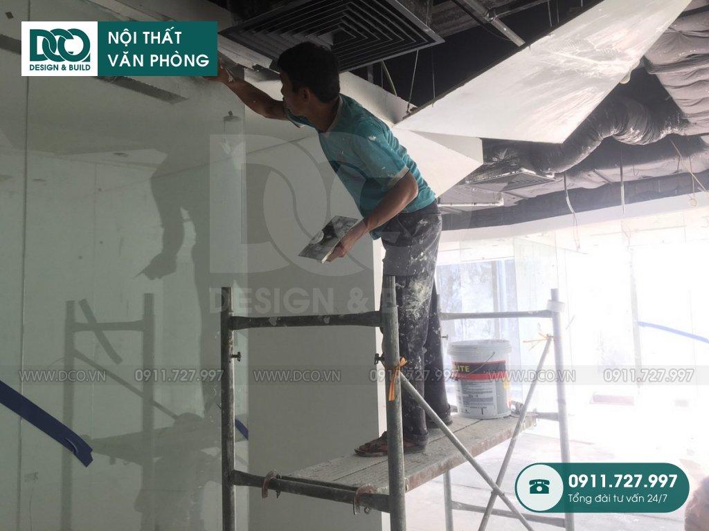 Công ty sửa chữa văn phòng tại An Dương