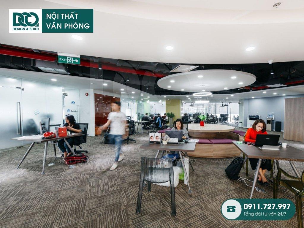 Sản xuất đồ nội thất văn phòng Minh Khai