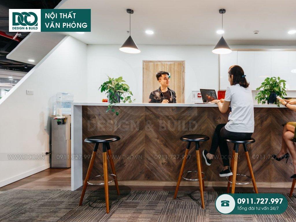 Sản xuất đồ gỗ nội thất văn phòng tại Trung Hòa