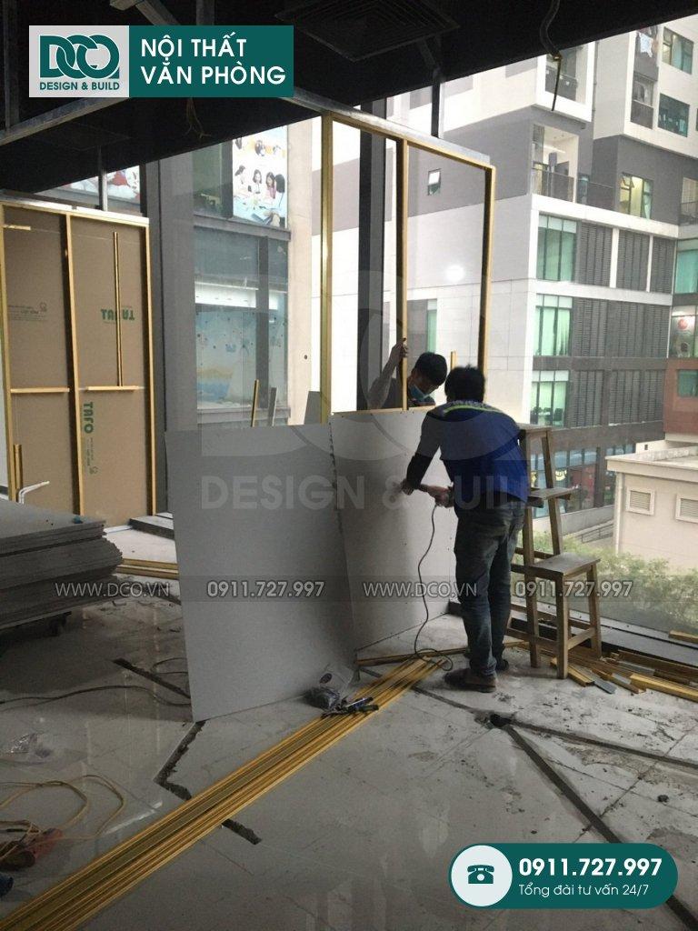 Sửa chữa văn phòng trọn gói tại Bình Thạnh
