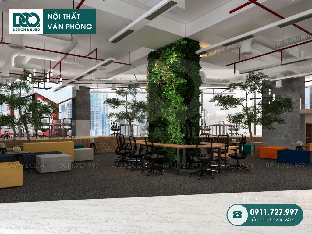 Mẫu thiết kế cải tạo nội thất Coworking Space 2 (6)