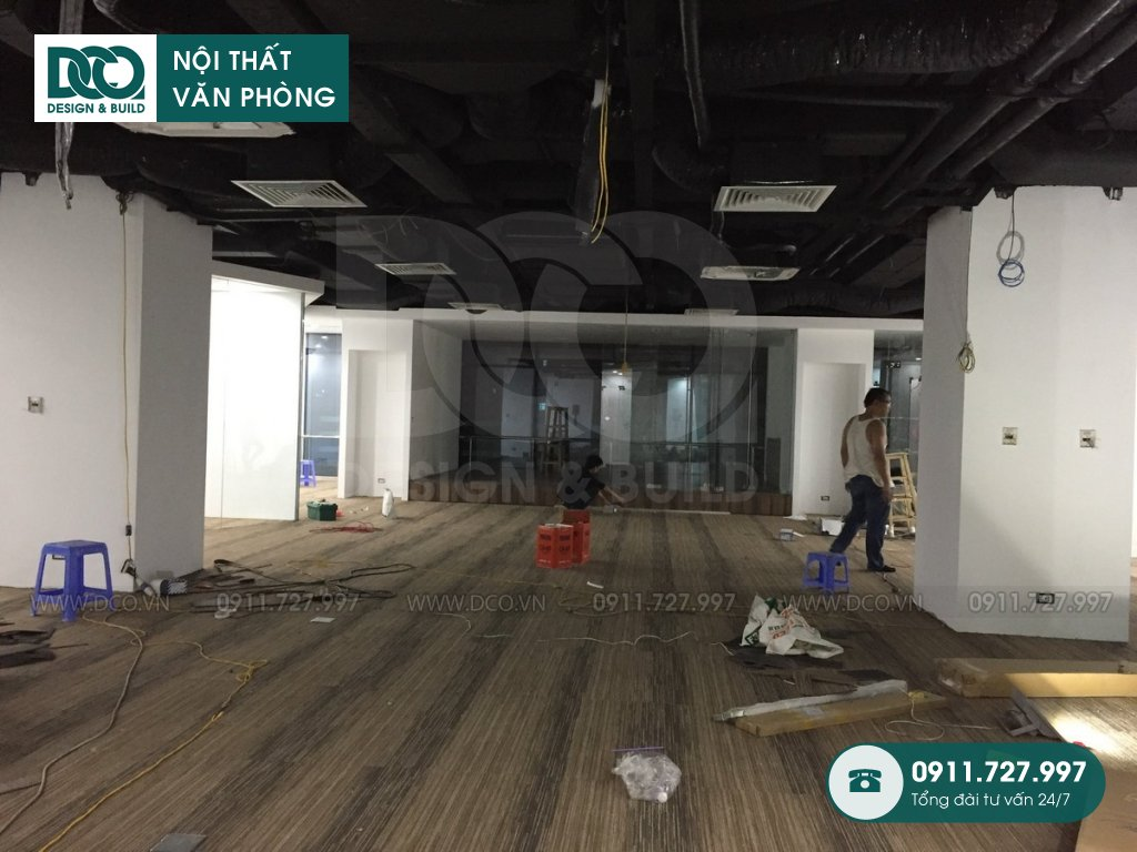 Sửa chữa nội thất Coworking Space tại TP. HCM