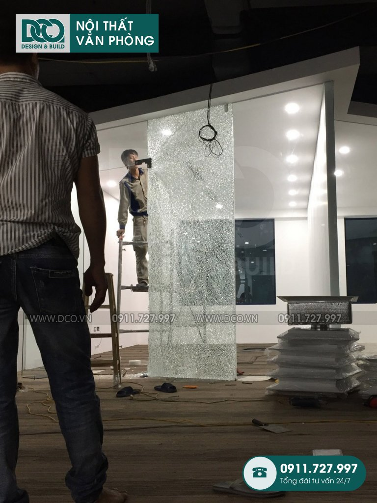 Sửa chữa nội thất Coworking Space tại Hà Nội