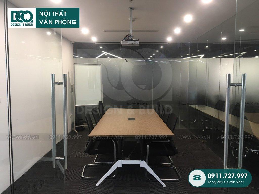 Hình ảnh thiết kế nội thất Coworking Space CEN X SPACE 2 (8)