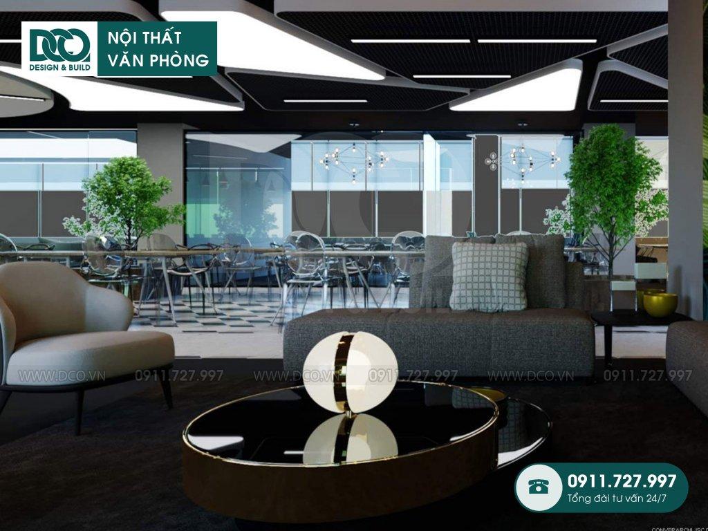 Hình ảnh thiết kế nội thất Coworking Space Kim Khí Thăng Long (3)