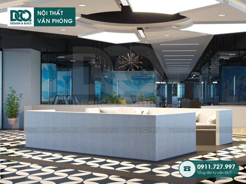 Hình ảnh thiết kế nội thất Coworking Space Kim Khí Thăng Long (8)