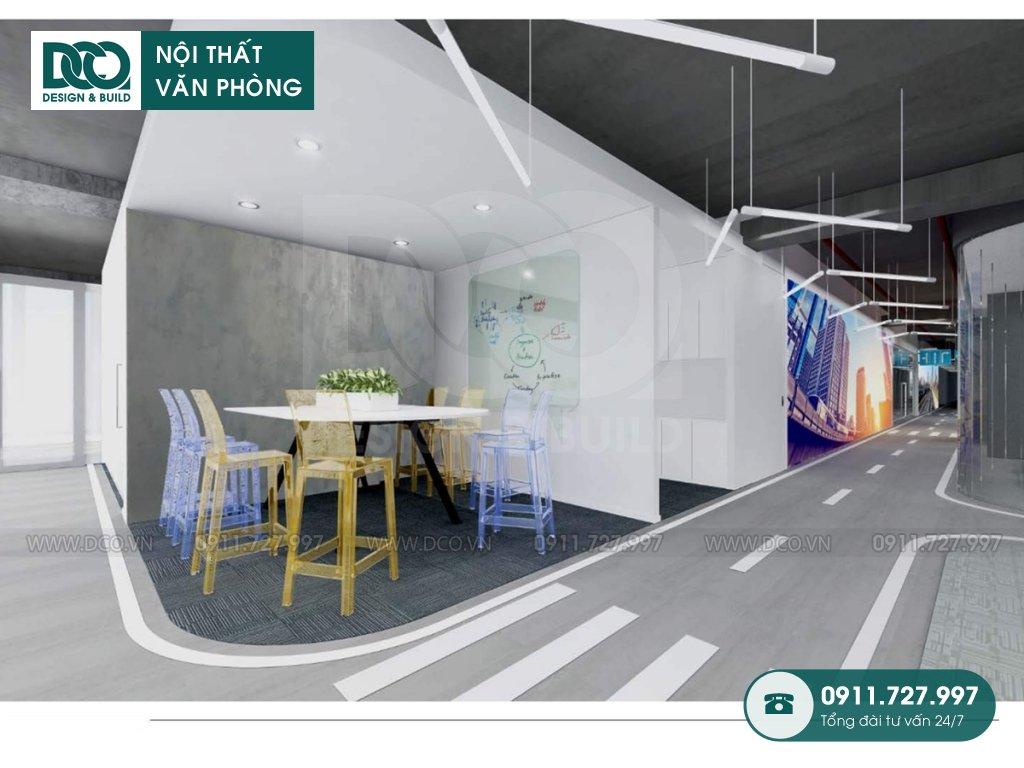 Báo giá thiết kế nội thất Coworking Space