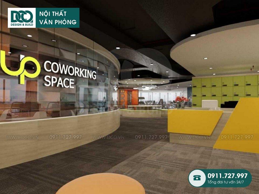 Đơn vị thiết kế nội thất Coworking Space