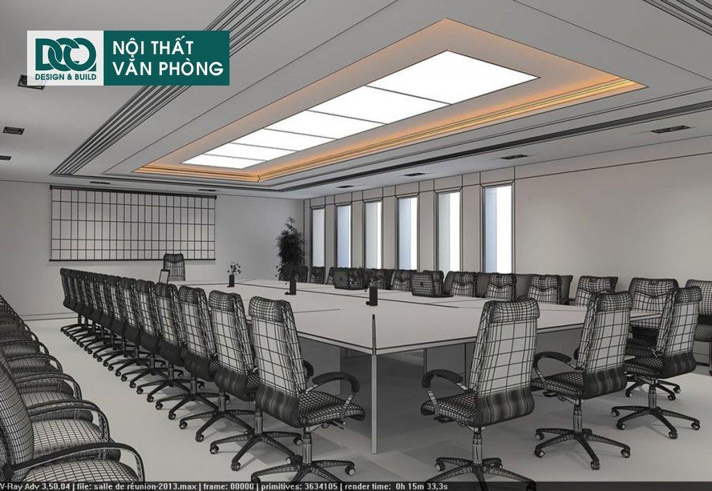 Giá cải tạo nội thất phòng meeting