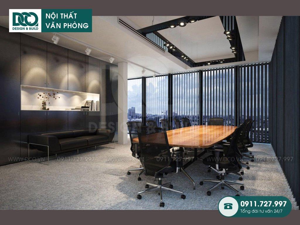 Chi phí cải tạo nội thất phòng meeting trọn gói
