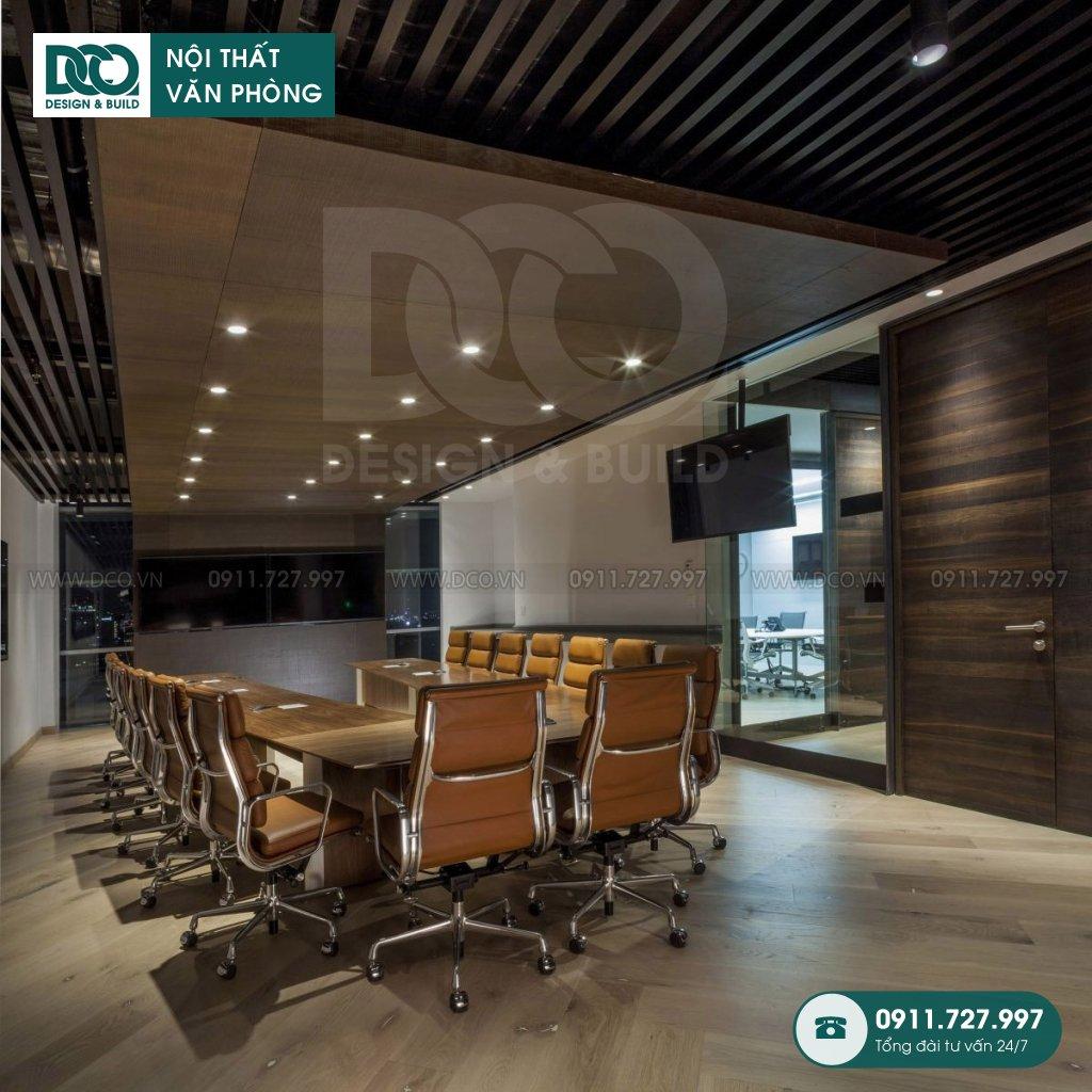 Chi phí cải tạo nội thất phòng meeting Hà Nội