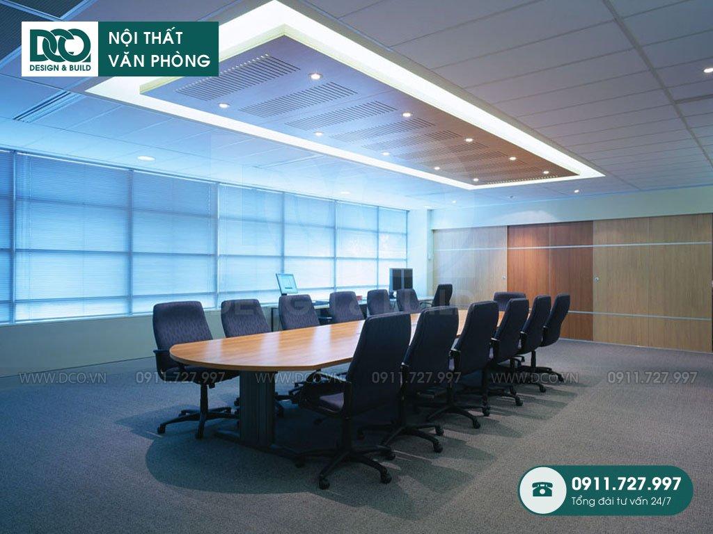 Chi phí cải tạo nội thất phòng meeting TP. HCM