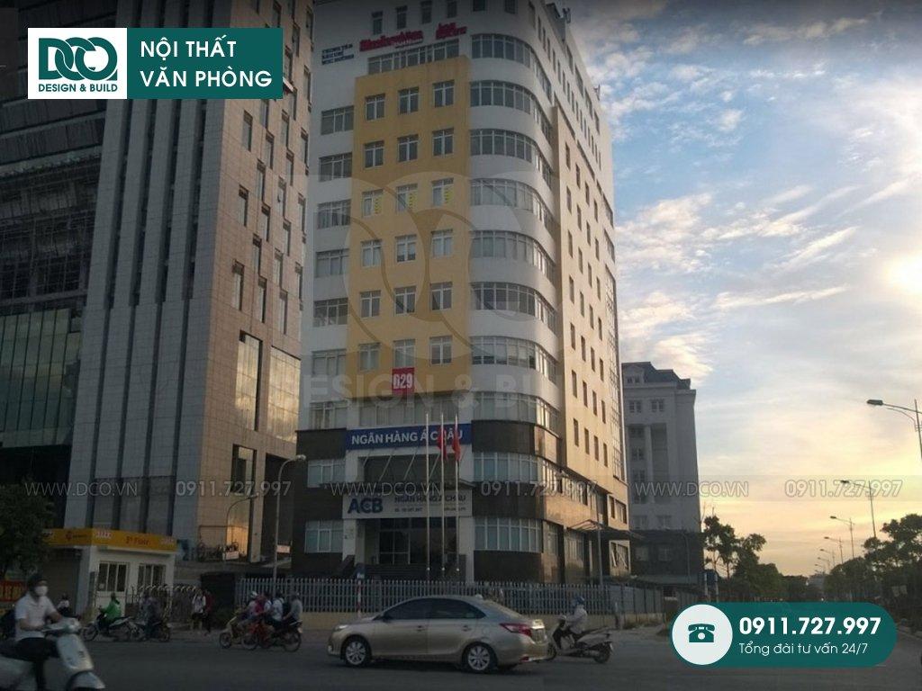 Hình ảnh tòa nhà