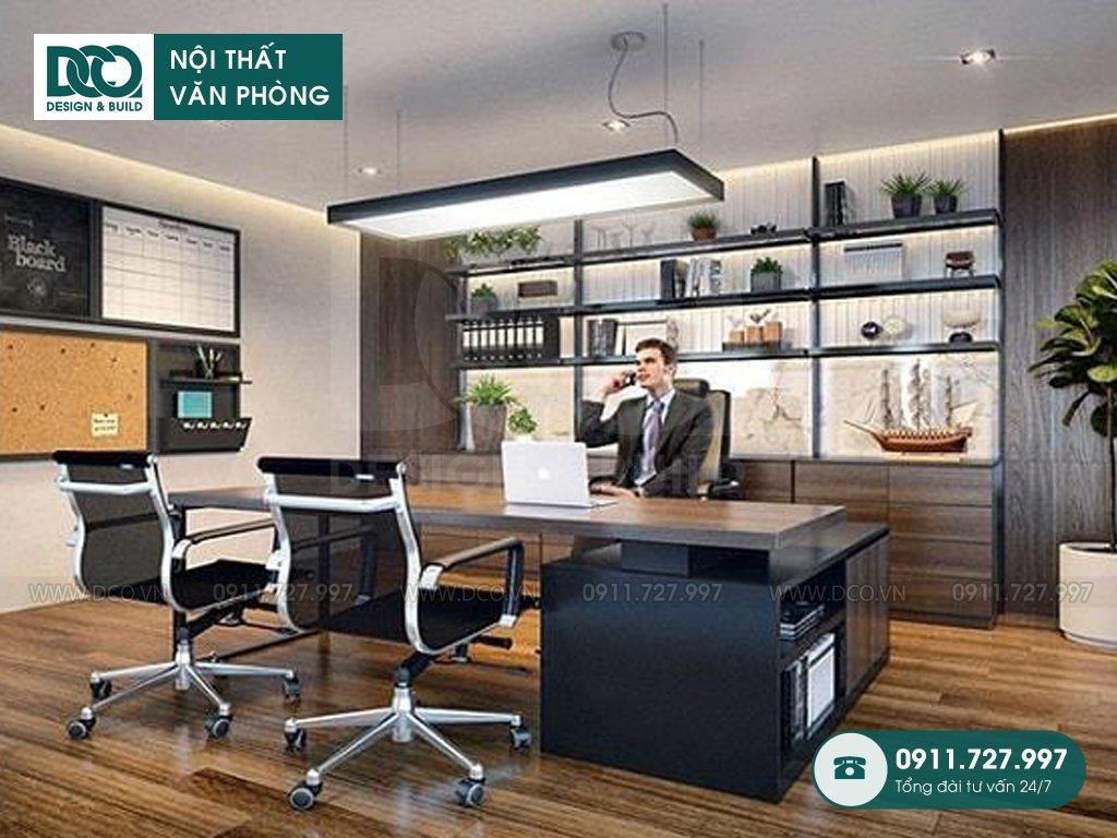 Mẫu nội thất phòng tổng giám đốc (4)