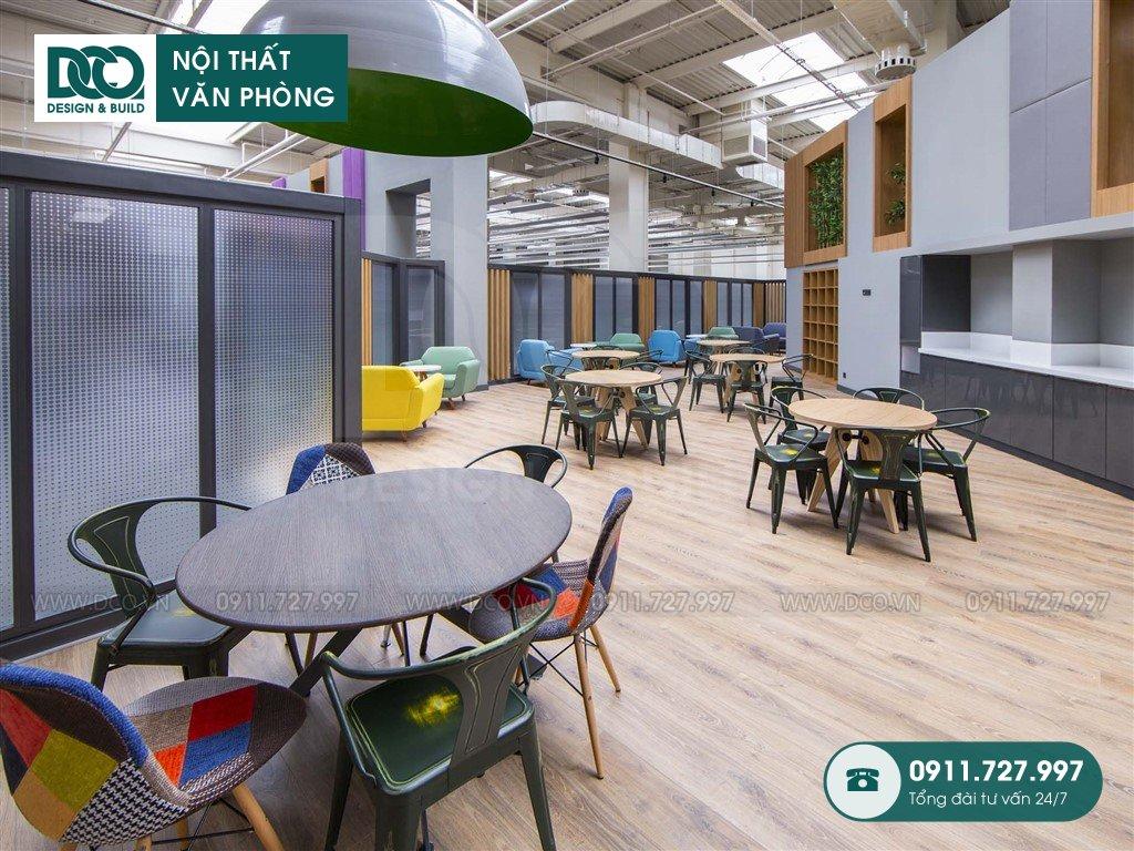 Bản vẽ cải tạo nội thất sảnh Lounge tại Hà Nội