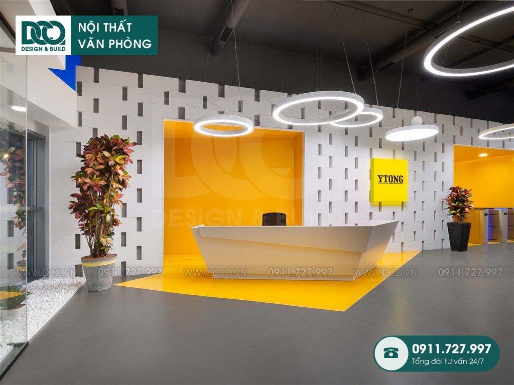 Bản vẽ cải tạo nội thất sảnh chính tại TP. HCM