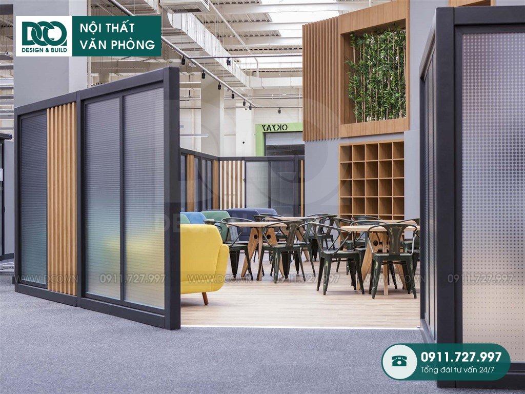 Đơn giá cải tạo nội thất sảnh Lounge
