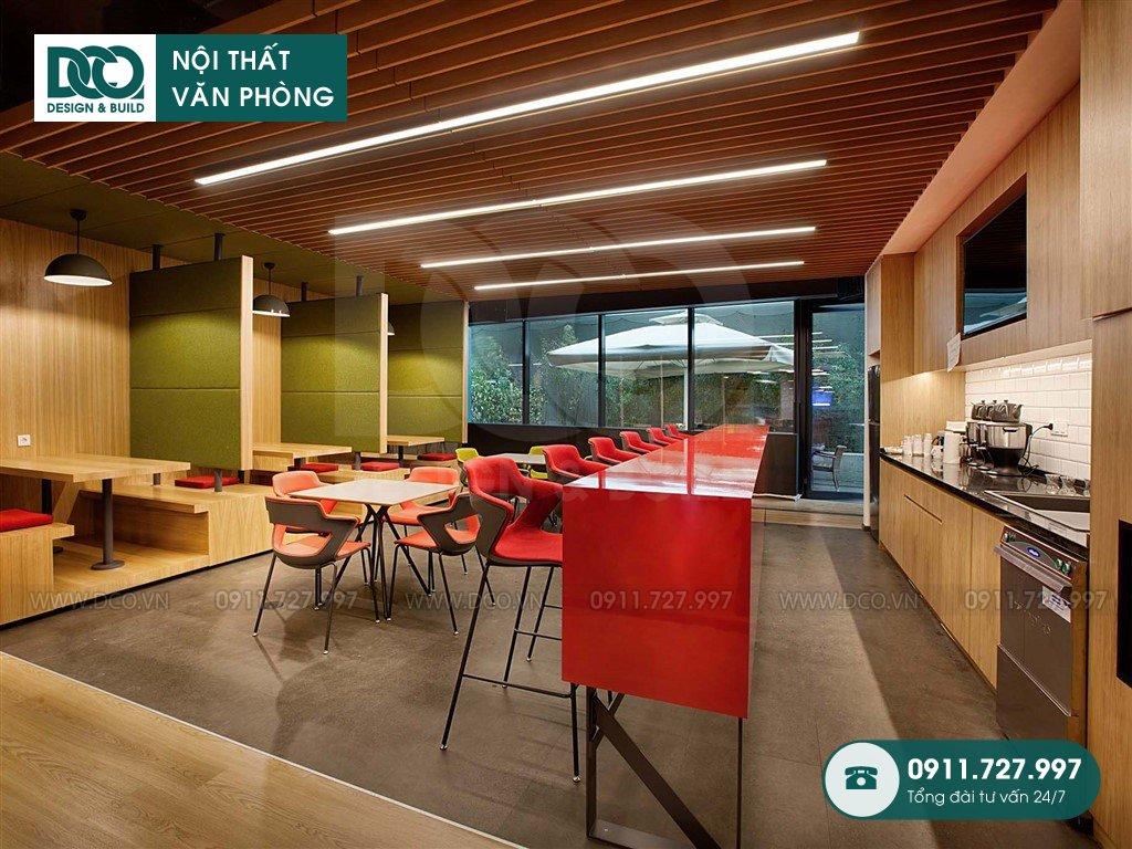 Báo giá cải tạo nội thất sảnh Lounge