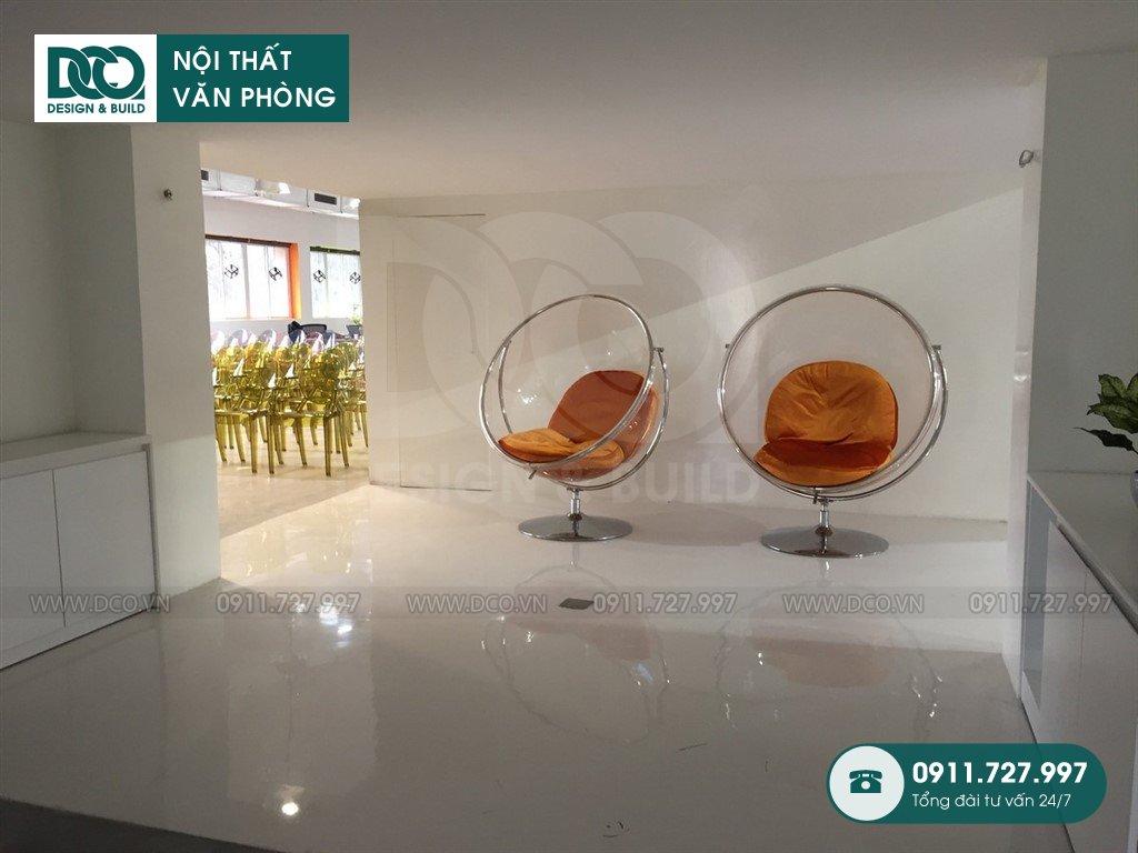 Báo giá thi công nội thất sảnh phụ Hà Nội