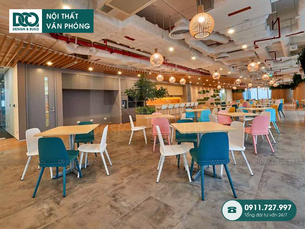 Báo giá thiết kế nội thất khu tiếp đón Hà Nội