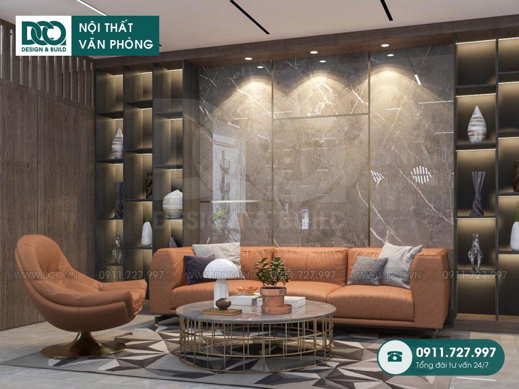 Báo giá thiết kế nội thất phòng phó chủ tịch Hà Nội