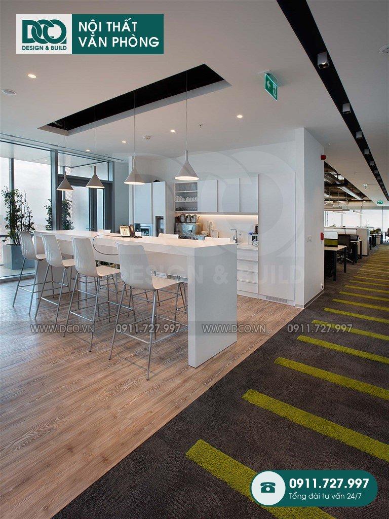 Bảng báo giá thiết kế nội thất sảnh Lounge