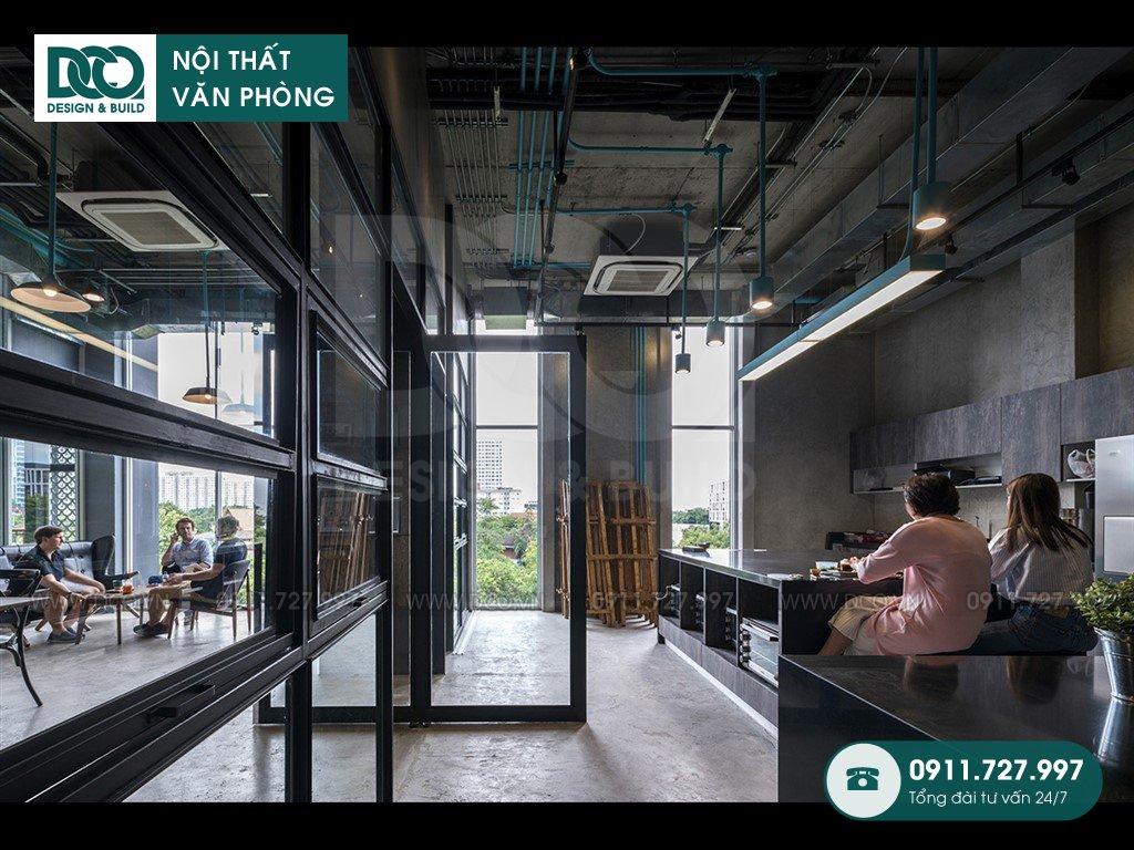 Báo giá thiết kế nội thất sảnh Lounge Hà Nội