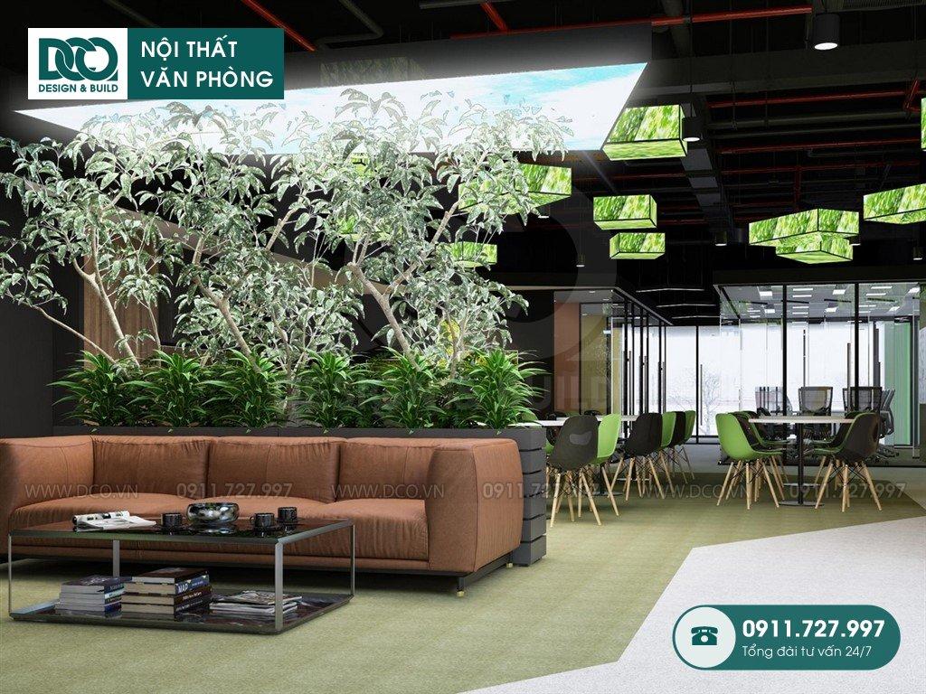 Chi phí sửa chữa nội thất sảnh phụ tại Hà Nội