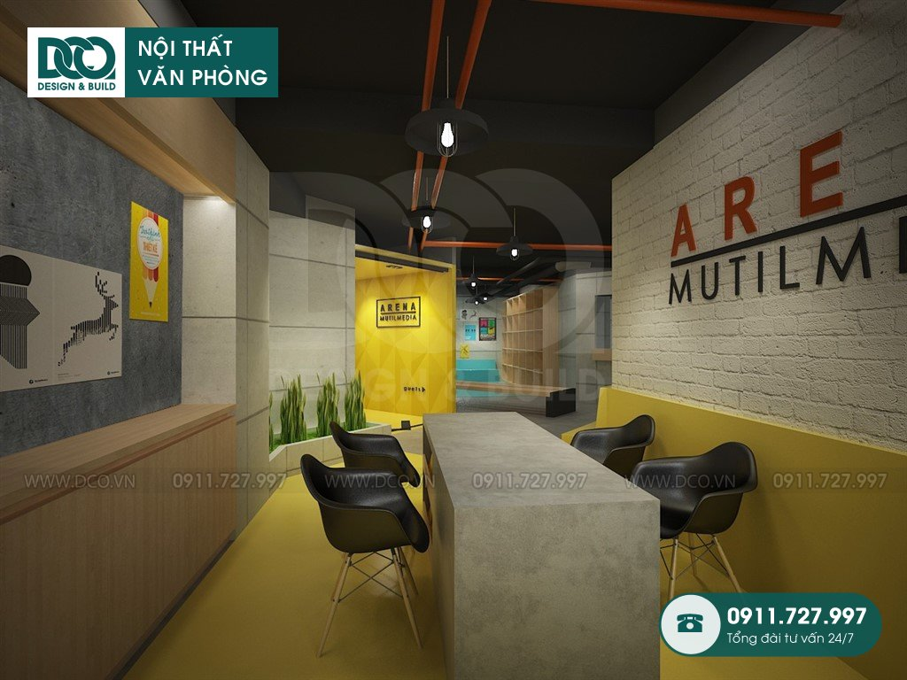 Chi phí thi công nội thất sảnh phụ tại Hà Nội