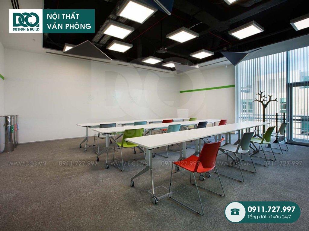 Chi phí thiết kế nội thất không gian làm việc chung tại Hà Nội