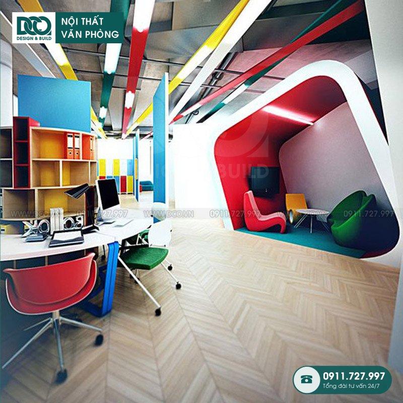 Chi phí thiết kế nội thất không gian sáng tạo tại TP. HCM