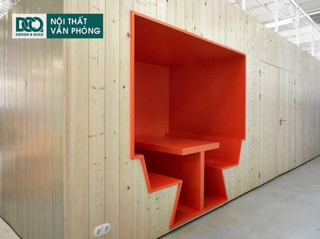 Bảng báo giá chi phí thiết kế nội thất không gian sáng tạo