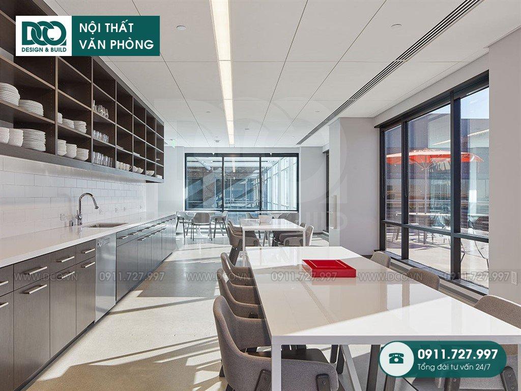 Đơn giá cải tạo nội thất sảnh Lounge trọn gói