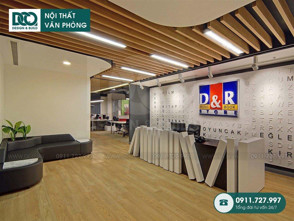 Đơn giá cải tạo nội thất sảnh chính Hà Nội