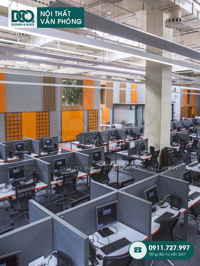 Đơn giá sửa chữa nội thất không gian làm việc chung tại Hà Nội