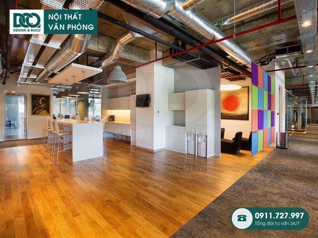 Đơn giá thi công nội thất sảnh Lounge