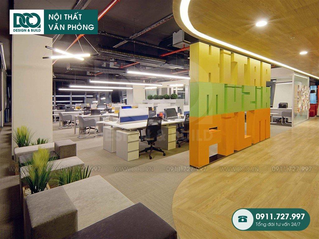 Đơn giá thiết kế nội thất khu khách chờ tại TP. HCM