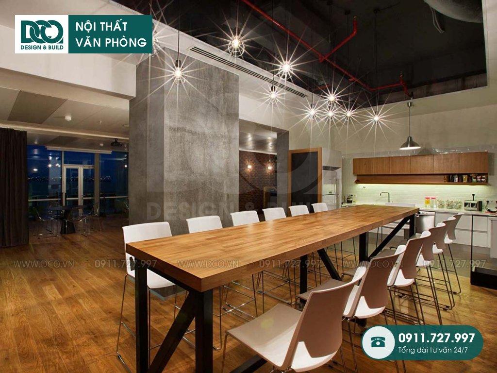 Đơn giá thiết kế nội thất khu tiếp đón tại TP. HCM