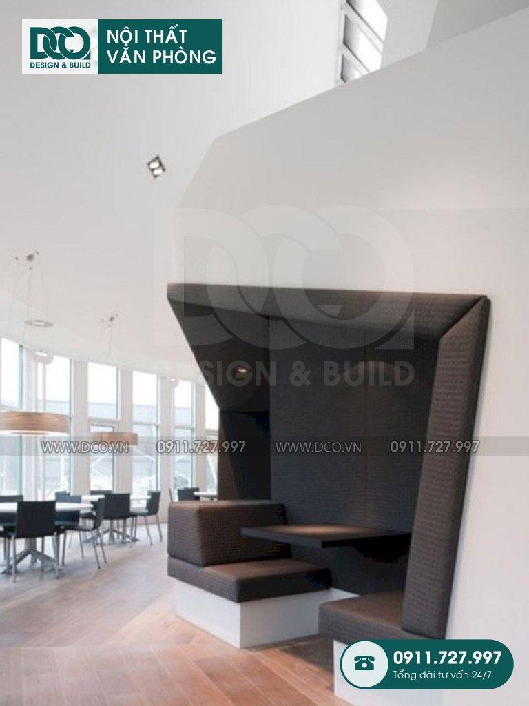 Bảng dự toán cải tạo nội thất không gian sáng tạo