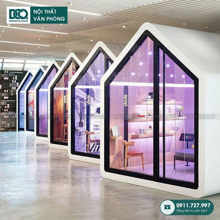 Giá cải tạo nội thất không gian sáng tạo