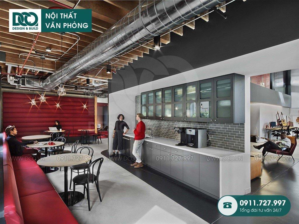 Bảng dự toán cải tạo nội thất sảnh Lounge