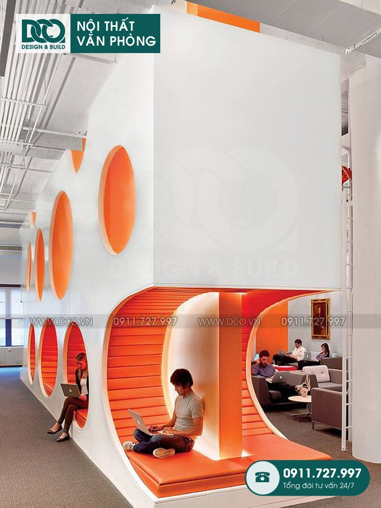 Mẫu nội thất không gian sáng tạo
