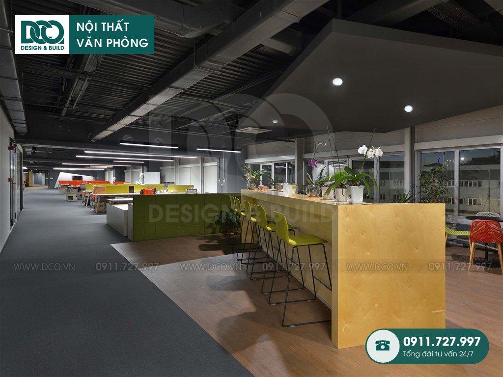 Dự toán thi công nội thất sảnh Lounge tại Hà Nội
