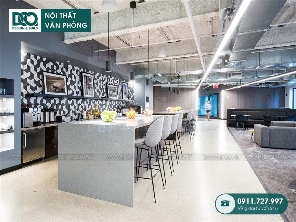Dự toán thi công nội thất sảnh Lounge trọn gói