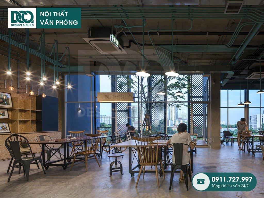 Dự toán thi công nội thất sảnh Lounge