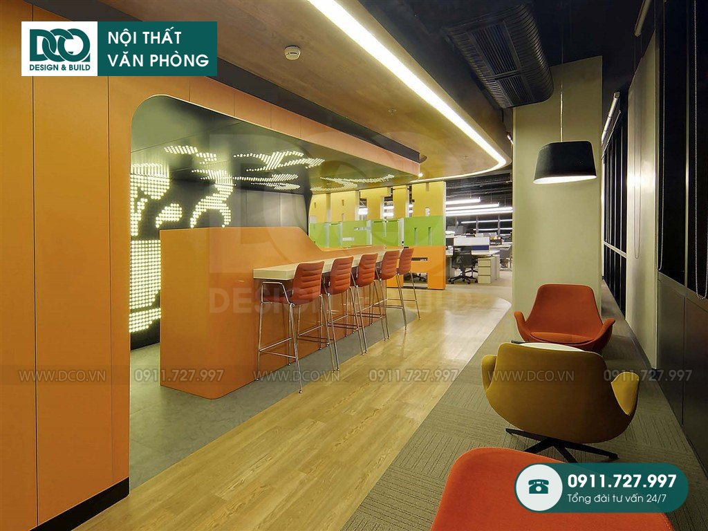 Dự toán thi công nội thất sảnh chính tại TP. HCM