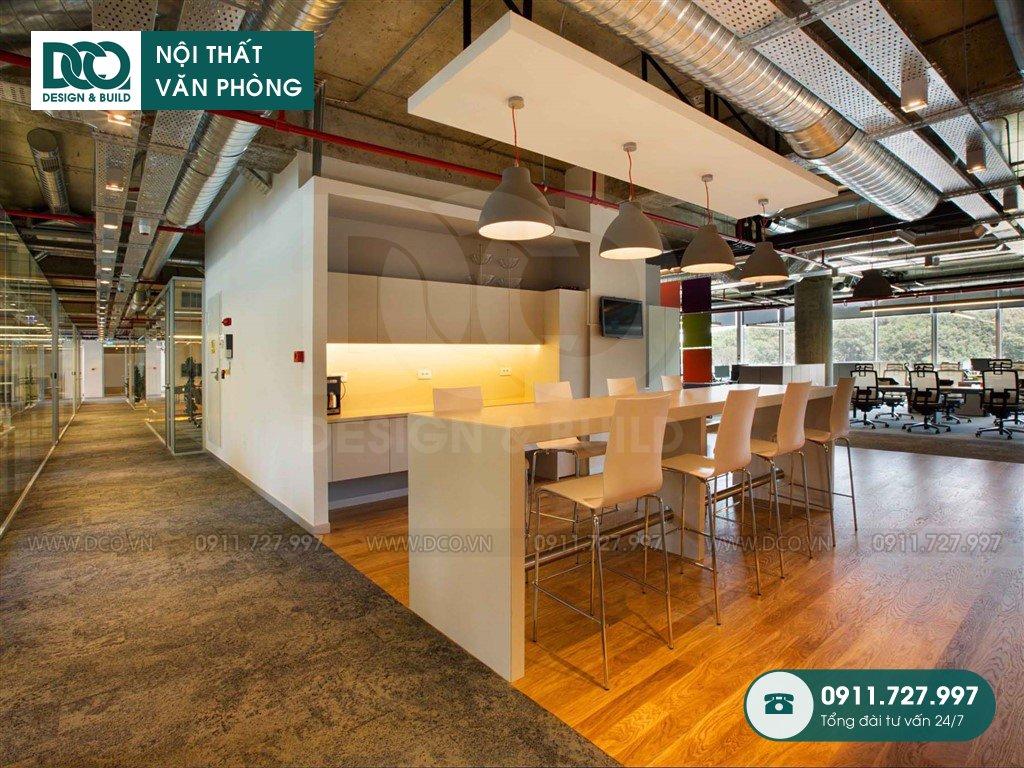 Giá thiết kế nội thất sảnh Lounge
