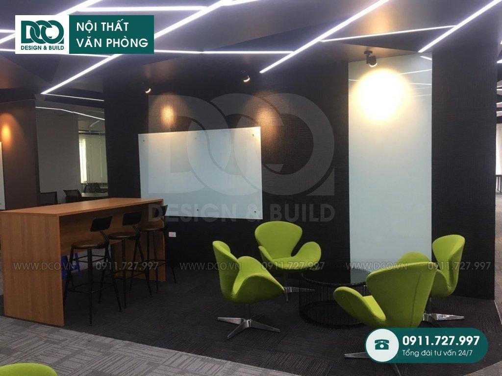Cải tạo nội thất phòng họp