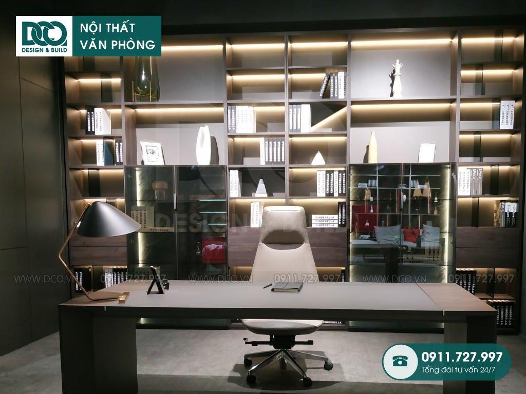 Giá thành cải tạo nội thất phòng phó chủ tịch Hà Nội